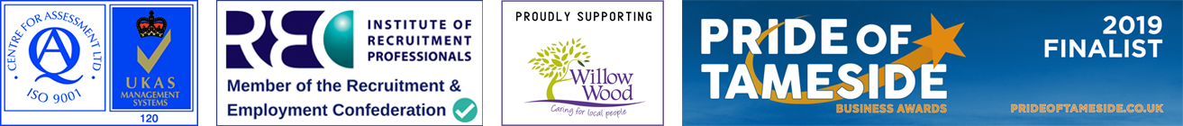 ISO 9001 REC Member Willow Wood Charity